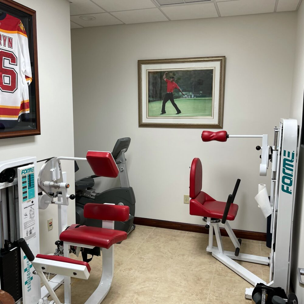 State of the Art Training Facility